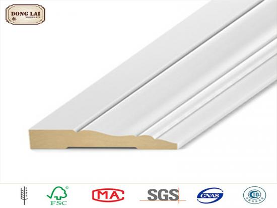 MDF Moldings On Skirting Board