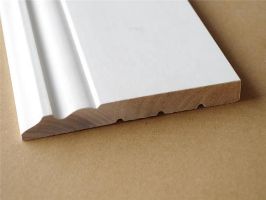 Cheap Wood Baseboard Moldings Profiles