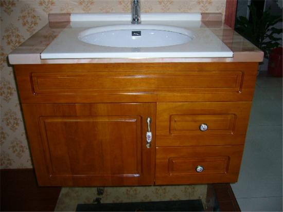 Solidwood Bathroom Cabinet