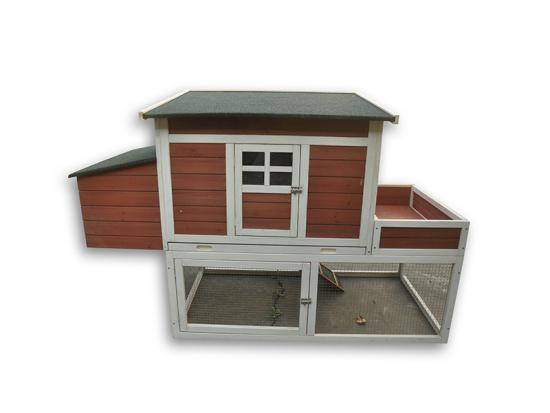 Wooden Poultry House